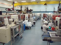 MGS's All West Plastics facility