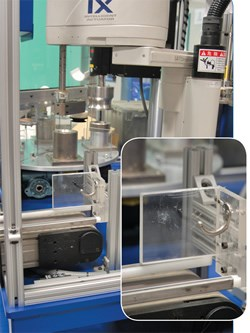 Automated molding cells