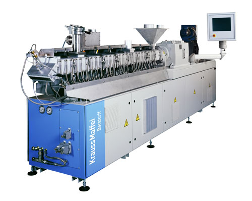 ZE 60 A UTX twin-screw extruder
