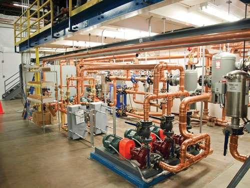 Geothermal system