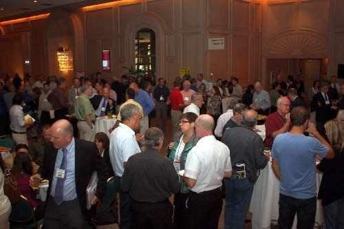 Sur/Fin 2011 Speakers Appreciation Reception