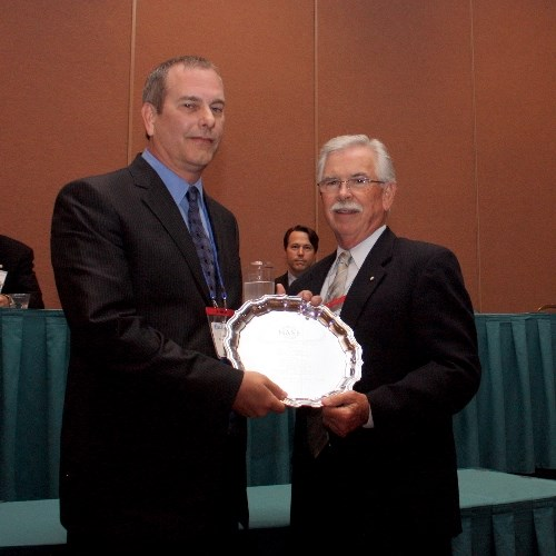 2011 Presidential Award from NASF