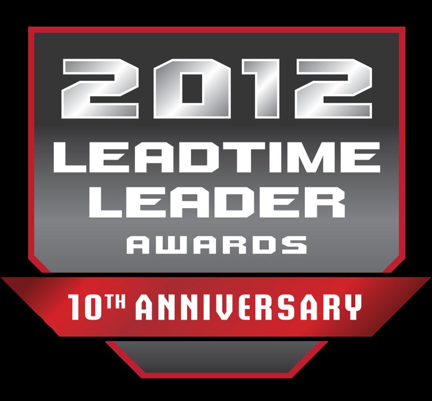 2012 Leadtime Leader Awards