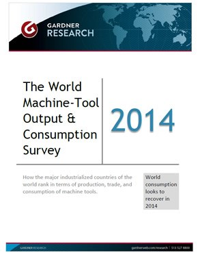 World MachineTool Output And Consumption Survey Gardner Web - Gardner us maps by manufacturing