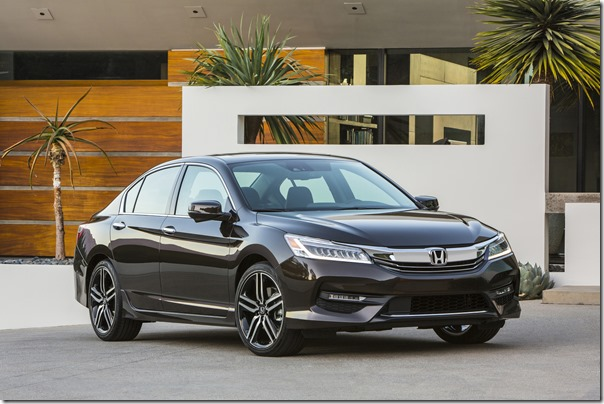 2017 Accord Sedan Touring