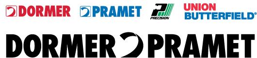Dormer Pramet Group: Dormer | Pramet | Precision | Union Butterfield