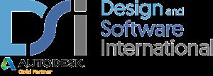 DSI | Design and Software International, an Autodesk Gold Partner logo