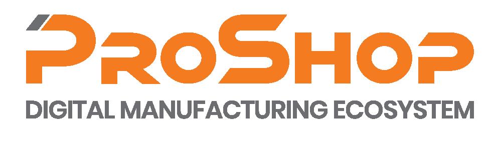 ProShop: Digital Manufacturing Ecosystem logo