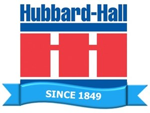 Hubbard-Hall | Since 1849 logo