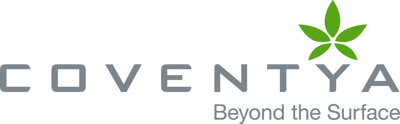 Coventya: Beyond the Surface logo