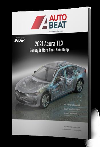 2020年12月Autobeat.