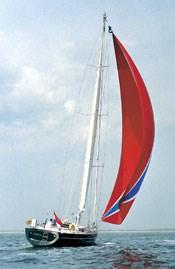 Conyplex BV's 50-ft yacht, the Contest 50CS.