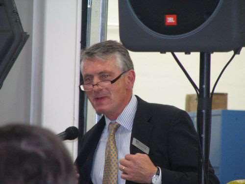 Chris Kaiser, president and COO of BIG Kaiser
