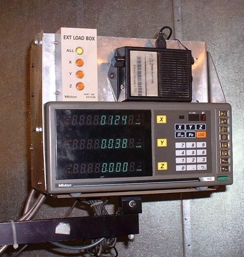 juaristi large traveling column machine