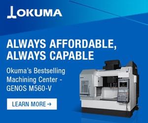 Okuma GENOS M560-V