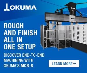Okuma MCR-S