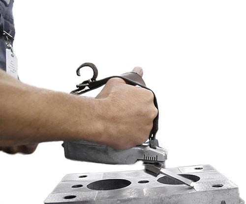 hand scraping