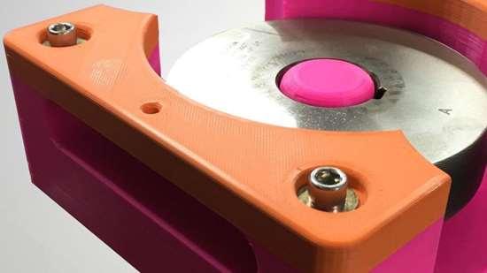 3d-printed holder