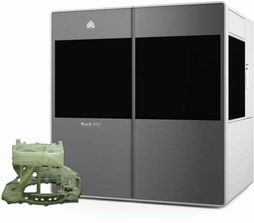 ProX 950 stereolithography printer