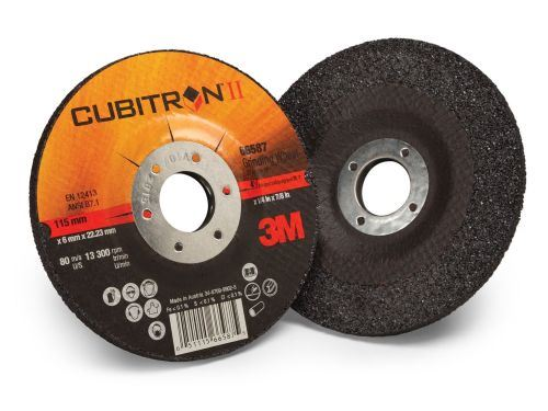 3M Abrasive Systems' Cubitron II