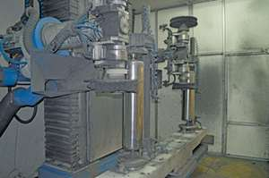 Autopulit HD2 surface grinding machine from AM Machinery