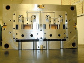 Surfacing drastically reduced costs on this mold for a medical OEM
