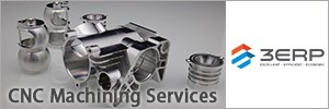 3ERP CNC Machining Services
