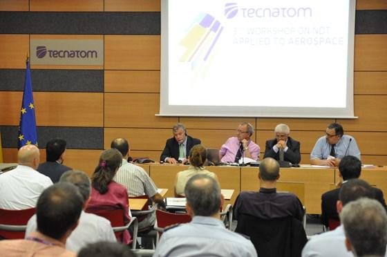 3rd NDT Workshop held June 12, 2014 at Tecnatom