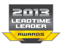 2013 leadtime leader awards