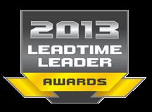 2013 leadtime leader awards