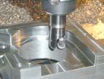 4-inch diameter hole