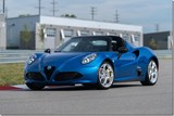 Alfa Romeo 4C Spider Continues in a Limited Manner (& More)