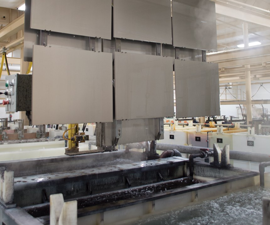 Sun Glo added Nadcap certifications to almost all of its plating lines, and partnered with several aerospace firms to perform its coating operations, including General Electric, Lockheed Martin and others.