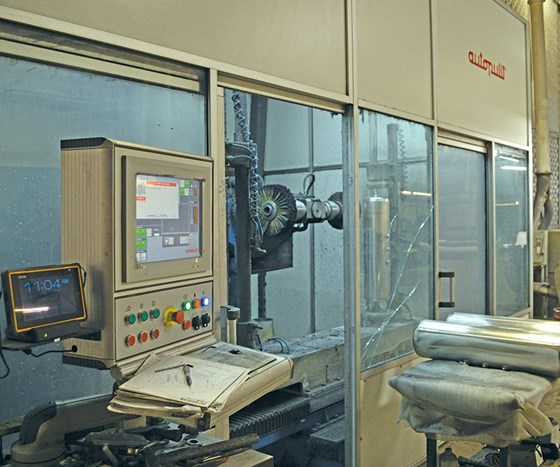 AM Machinery's Autopulit CNC HD for its surface grinding machine.