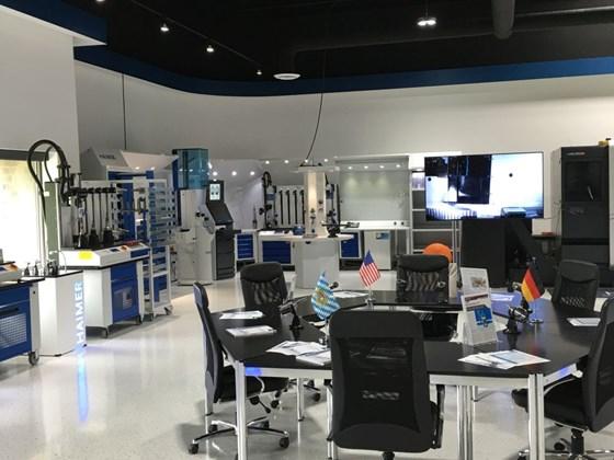 haimer showroom