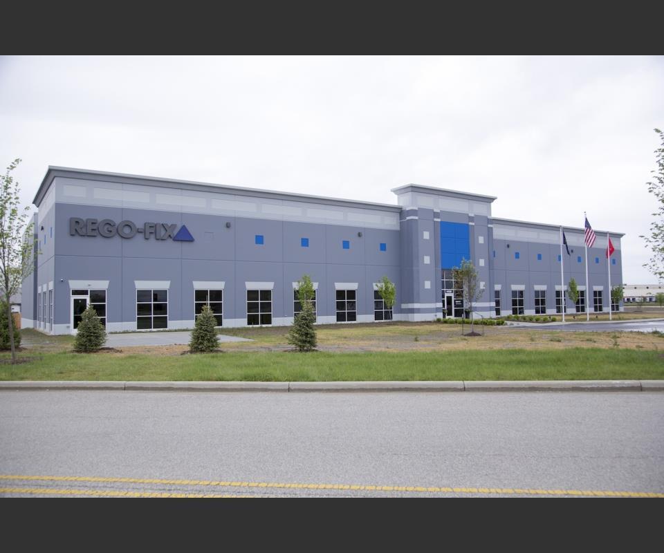 new Rego-Fix headquarters