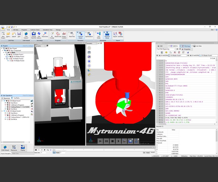 Kitamura TruePath software