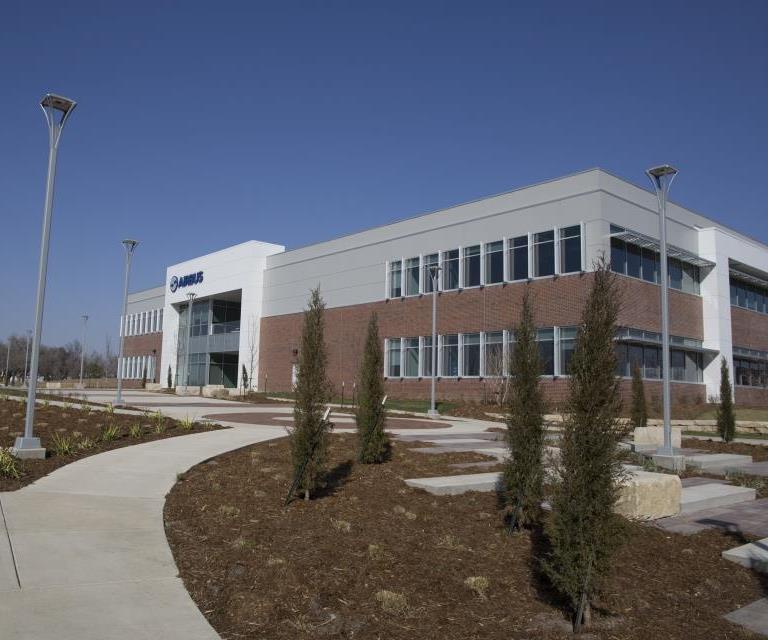 Airbus Engineering facility at WSU