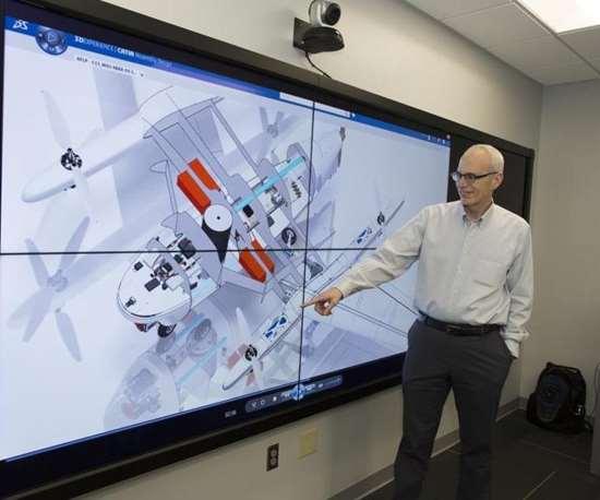 Dassault Systemes 3DExperience Center