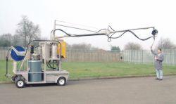 5-meter boom truck