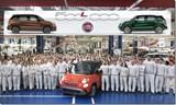 Fiat 500L Hits 500,000