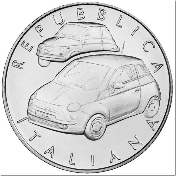 2017 - 60° Anniversario della nascita della Fiat 500