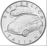 Mint Condition Fiat 500