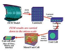 Finite element model