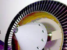 composite jet engine vane