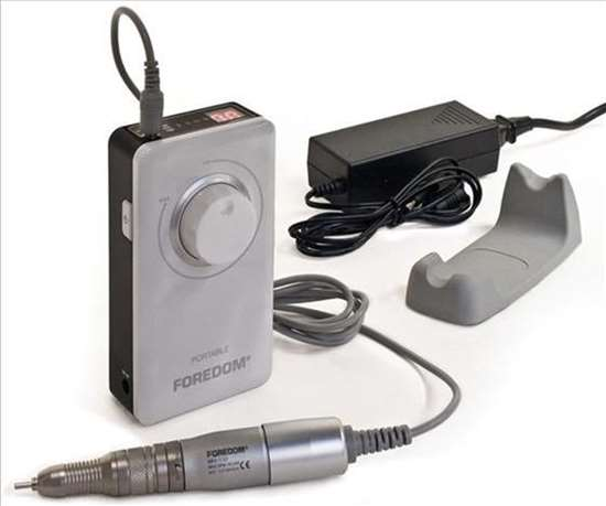 portable micromotor
