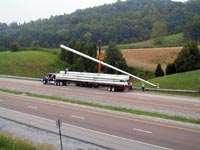 Composite power poles