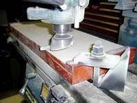 machining foam