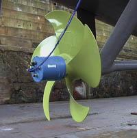 Carbon-composite blades