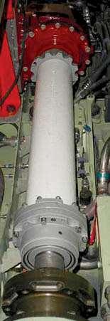 Carbon-composite driveshafts